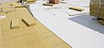 Базальтовый утеплитель Rockwool Monrock max E (плоская кровля) 100 мм, фото 3