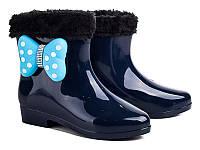 Обувь для непогоды Детские резиновые сапоги от фирмы BBT(31-36)