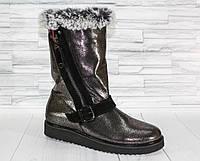 Угги. Натуральная замша. обувь от производителя 1251