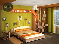 Модульная мебель Snite Комплект молодежной мебели Line: счастливые линии №1
