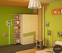 Модульная мебель Snite Комплект молодежной мебели Line: счастливые линии №2