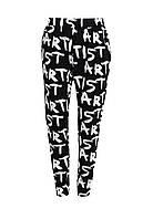 Женские брюки из люрекса от JUNKYARD XX-XY Byxa - Ro Lurex Joggers в размер L