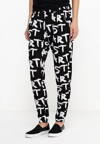 Женские брюки c высокой талией черного цвета Alegra 1 от Desires  в размер XS, фото 2