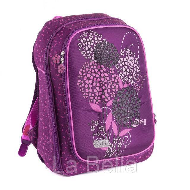 Ранец  школьный каркасный  для девочки  Koffer DAISY