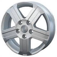 Легкосплавный диск 5*160 R15 6.0J ET56 DIA65.1 Replay Ford FD125 Silver