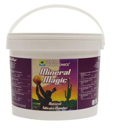 GHE Mineral Magic 5kg Органическое удобрение для гидропоники и биопоники. Оригинал. Франция.