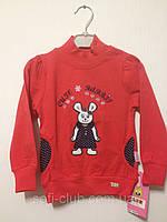 Детская одежда оптом Кофта теплая для девочек Toontoy оптом р.1-4лет, фото 1