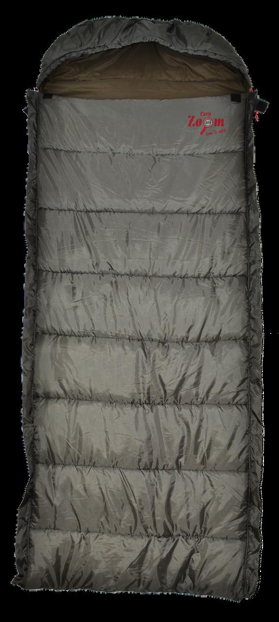 Универсальный спальный мешок 225*80см Carp Zoom Comfort Sleeping Bag CZ3888 - «Вулкан» товары для рыбалки, охоты, туризма и дайвинга, камуфлированные костюмы, обувь и одежда в Харькове