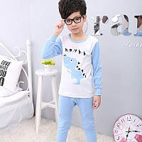 Детская пижама для мальчика 5-8 лет