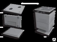 Тепловые камеры Стеновая панель КС-1