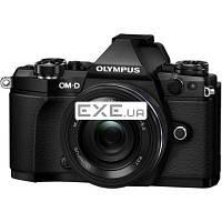 Цифровой фотоаппарат OLYMPUS E-M5 mark II Pancake Zoom 14-42 Kit black/ black (V207044BE000)