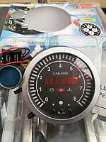 Тахометр 998182 с вольтметром и температурой воды