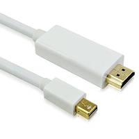 Кабель Comp mini DisplayPort — HDMI, позолоченный, длина 1м