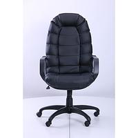 Кресло Марракеш Пластик Флекс-кожа черная Лайт (AMF-ТМ)