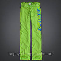 """Салатовые штаны """"boyfriend style"""" Gilly Hicks"""