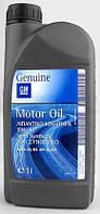 Автомобильное моторное масло GM Motor Oil  10W-40 (1л)