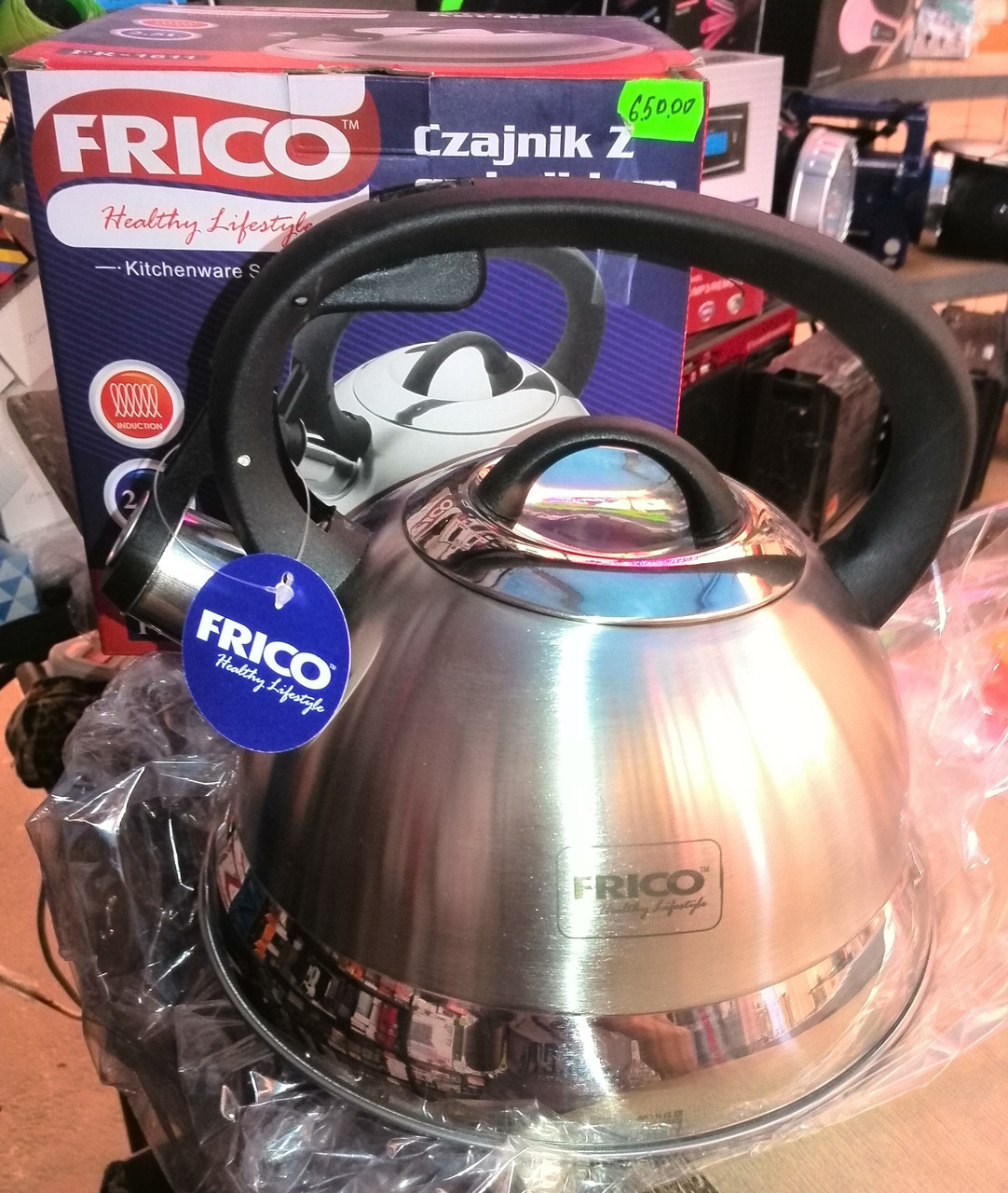 Чайник FRICO FR-1611 2.5 л.