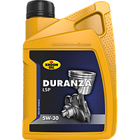 Автомобильное мсло для двигателя KROON OIL Масло моторное DURANZA LSP 5w30 (1l)