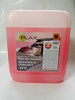 Антифриз PLAX Antifreeze / Coolant G12 красный (10л)