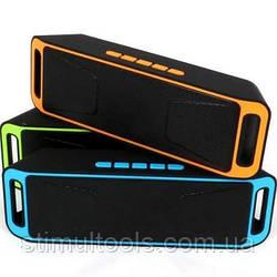 Портативная колонка Megabass с радио, блютуз, USB!