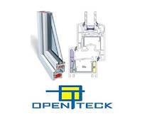 Окна профильной системы Open Teck Delux 60