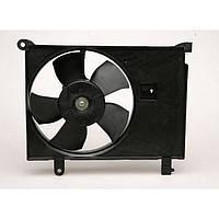 Вентилятор охлаждения радиатора  основной LANOS,SENS (LUZAR)