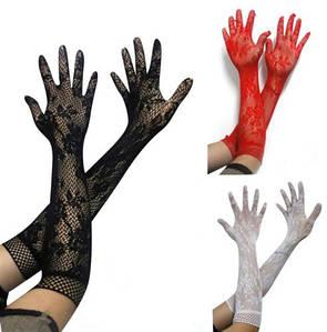 Сексуальные перчатки Кружевные