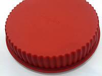 Форма силиконовая круглая 21 см