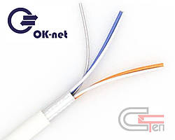 Кабель КПВЭ-ВП (100) 2*2*0,51 (FTP-cat.5) (49385)