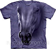 3D футболка The Mountain 103346 Horse Head 3
