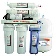Система очистки воды с насосом GRANDO 5+ RO894-550BP-EZ.