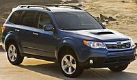 Силовые обвесы Subaru Forester с 2007-2013 г., кенгурятники и пороги
