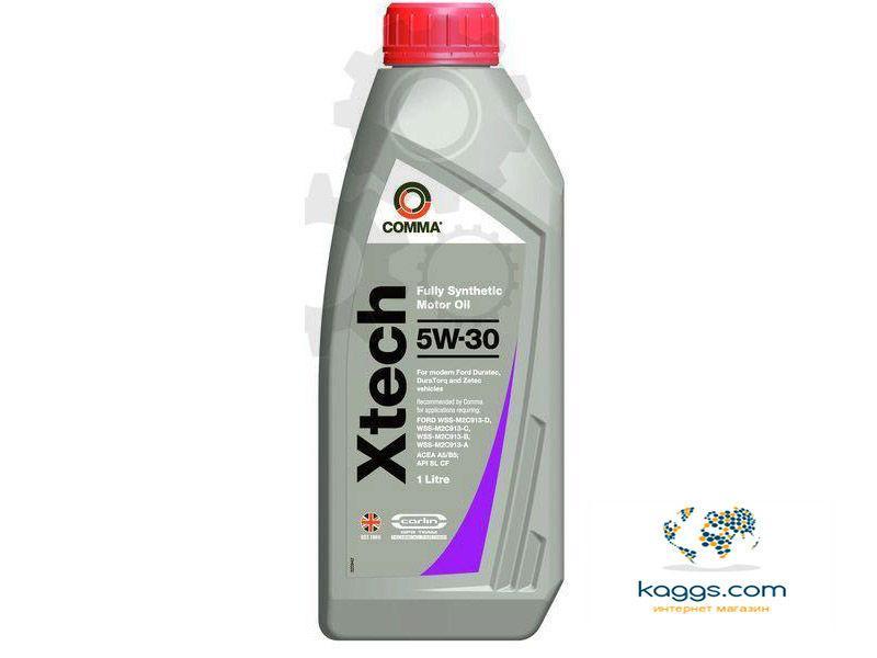 Cинтетическое моторное масло Comma XTECH 5w30 1l XTC1L