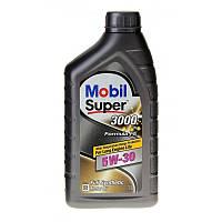 Автомобильное масло для двигателя Mobil Super 3000 5w30 (formula FE) (1l)