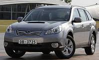 Силовые обвесы Subaru Outback с 2009-2014 г., кенгурятники и пороги
