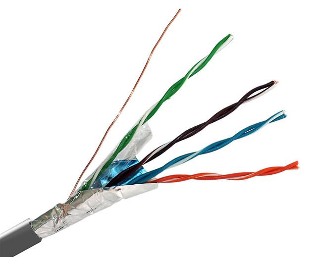 Телекомунікаційний кабель