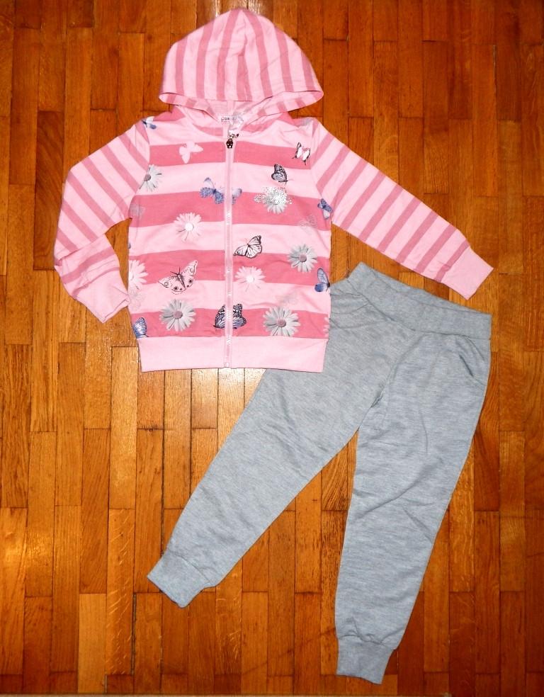 4e54a4e0b697 Детские спортивные костюмы для девочки Ромашка 4 лет - Интернет-магазин  детской одежды ЛЕВЕНЯ в