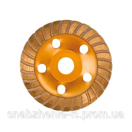 Чашка алмазная зачистная 150 мм, Turbo MATRIX, фото 2