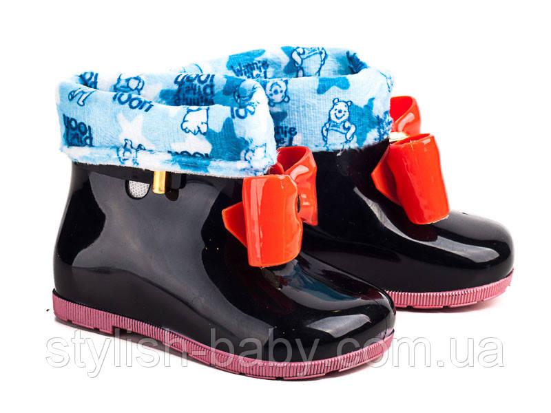 Обувь для непогоды оптом. Детские резиновые сапоги бренда ВВТ для мальчиков (рр. с 22 по 29)