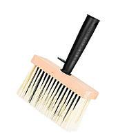 Кисть-макловица 140 х 52 мм, искусственная щетина, деревянный корпус, пластмассовая ручка MATRIX