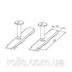 Крепление для желоба SitaDrain, для сетчатой решетки, нержавеющая сталь