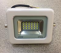 Прожектор светодиодный Right Hausen 20W IP65 6500K белый