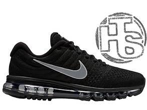Мужские кроссовки Nike Air Max 2017 Black 849559-001