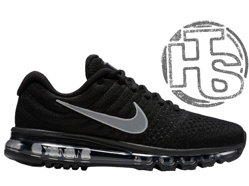 412bca5d Мужские кроссовки Nike Air Max 2017 Black 849559-001 - Интернет-магазин
