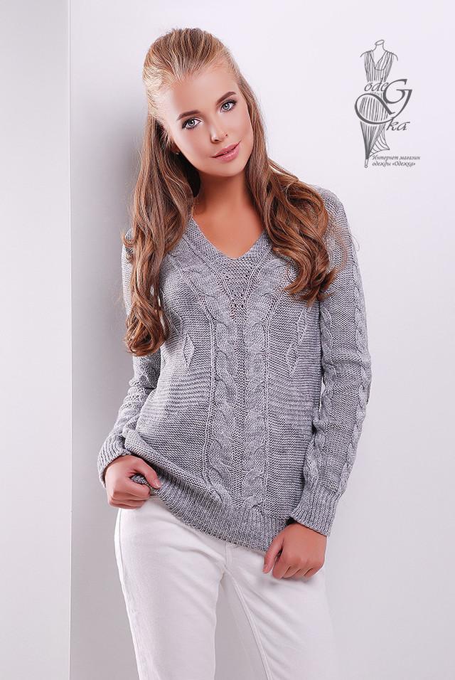 Фото Красивых женских свитеров Цветана-2