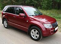 Силовые обвесы Suzuki Grand Vitara с 2005-2014 г., кенгурятники и пороги