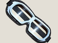 Очки защитные обшитые ЗП-12У оптом