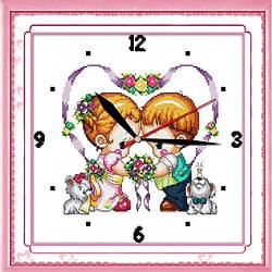 Часы Детские сердца