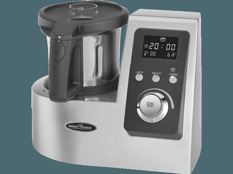 Кухонный комбайн Profi Cook PC-MKM 1104 Silver
