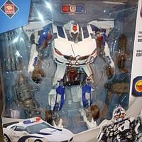Робот Трансформеры полиция для детей 8820